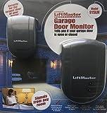 Liftmaster 915lm Puerta de garaje Monitor