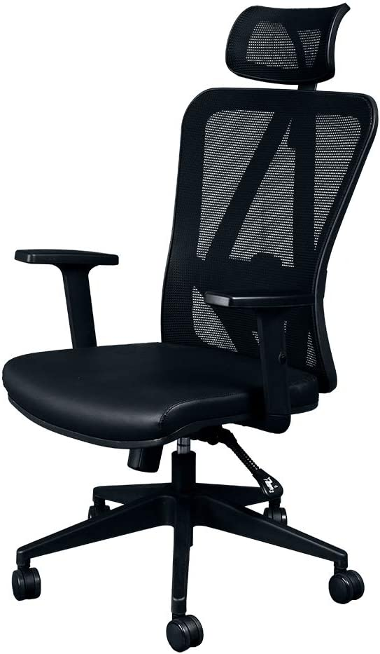 Titan Ergo TI-9606 Ergonomic Mesh Office Desk スピード対応 全国送料無料 Chair 配送員設置送料無料 for Rolling