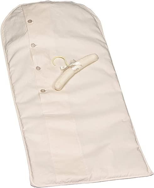 Foster Stephens Inc Acid Free Christening Or Child Size Muslin Garment Bag 38