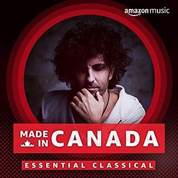 Made in Canada: Essential Classical
