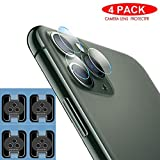 """Ankoe [4 Pack] Compatible with iPhone 11 Pro 5.8""""/iPhone 11 Pro..."""