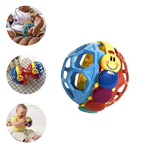 Kraeoke Oball, Baby Gehirnspiel biegsam Ball Walker Musik Infant Spielzeug