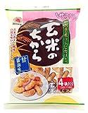 越後製菓 玄米のちから 甘醤油味 76g