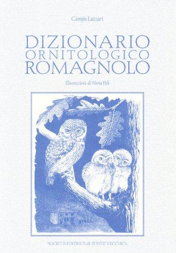 Dizionario ornitologico romagnolo