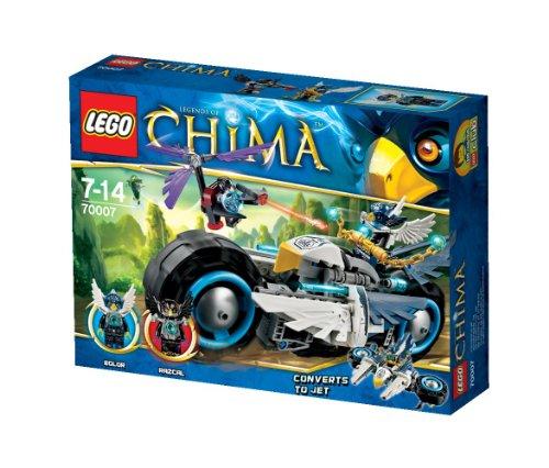 LEGO Legends of Chima 70007 - Eglors Power-Bike