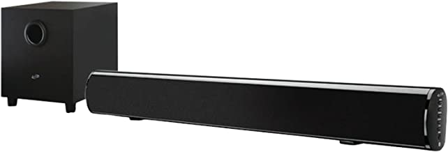 iLive ITBSW285B Bluetooth Soundbar with Subwoofer, 37