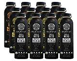Remedy Organics Keto Variety 12-Pack | Plant Based Protein Shakes, Ready to Drink | USDA Organic, Gluten Free, Dairy Free, Soy Free