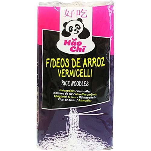 Hao Chi - Fideos de Arroz Vermicelli - Rice Noodles - Paquete de 250 Gramos