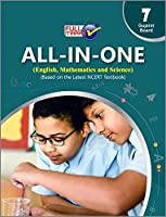 All In One (English, Mathematics and EVS) Class 7 Gujarat Board