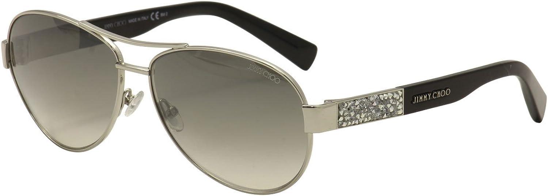 JIMMY CHOO BABA S Sunglasses 0RZS Palladium 5913135