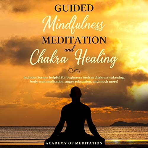 Guided Mindfulness Meditation and Chakra Healing Titelbild