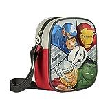 Cerdá Bandolera Vengadores Avengers Marvel EVA 3D