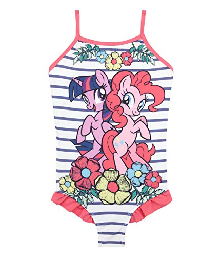 My Little Pony Traje de baño para Chicas Blanco 110
