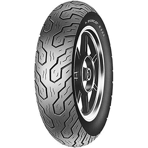 Dunlop K555 Rear Motorcycle Tire 150/80-15 (70V) Black Wall - Fits: Honda Magna DLX VF750CD 1995-1997