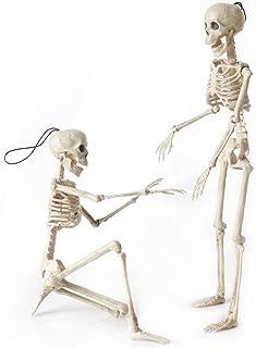 hanging skeleton decoration