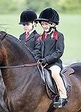 Veste d'équitation pour femme Shires Aston Show - Toutes les tailles - Bleu marine, Noir, Fille, noir