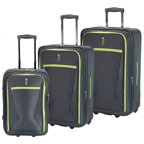 d & n Travel Line 9300 2-Rollen Kofferset 3tlg.