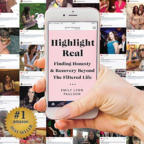 Highlight Real audiobook cover art