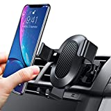 TORRAS [Ultra-Light] Cell Phone Holder for Car Air Vent, Auto-Clamping Car Holder Mount Cradle Compatible for iPhone 11 Pro Max/Xs Max/XR/X / 8 Plus, Samsung Galaxy S20+ /S20 Ultra /S10+ /S9+ More