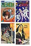 Manga Comics: Collection of 10 Comic Books | Assorted Collections | Various Publishers | All Different & Single Issues