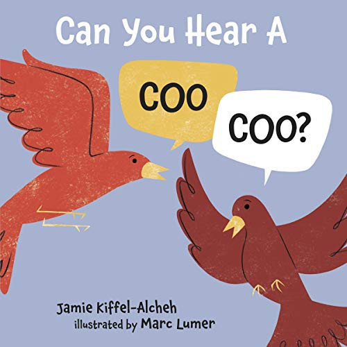 Can You Hear a Coo, Coo? cover art