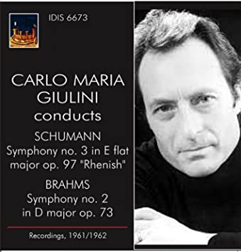 Giulini Conducts Schumann and Brahms