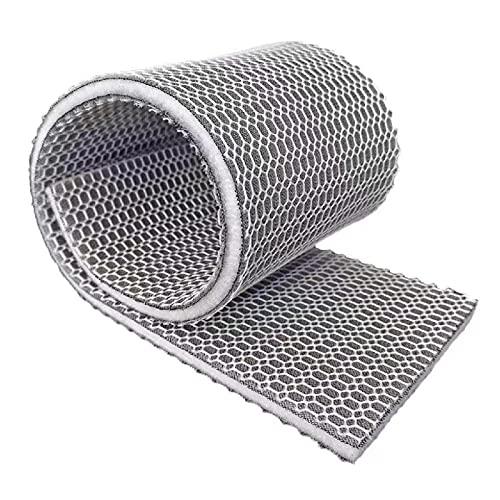 ZHHMl 濾過マット 濾過フィルター ろ過材 水槽 ろ過綿 6D立体マット 7層ろ過 強力なフィルター 上部フィルター用 洗えます 再利用可能 長い耐久性 交換ろ過マット (1PCS/120*30CM)