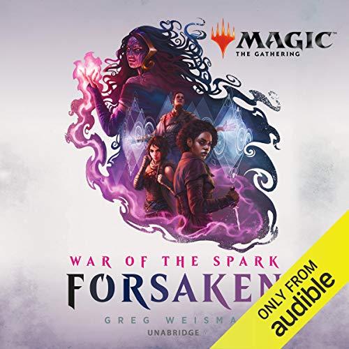 War of the Spark: Forsaken cover art