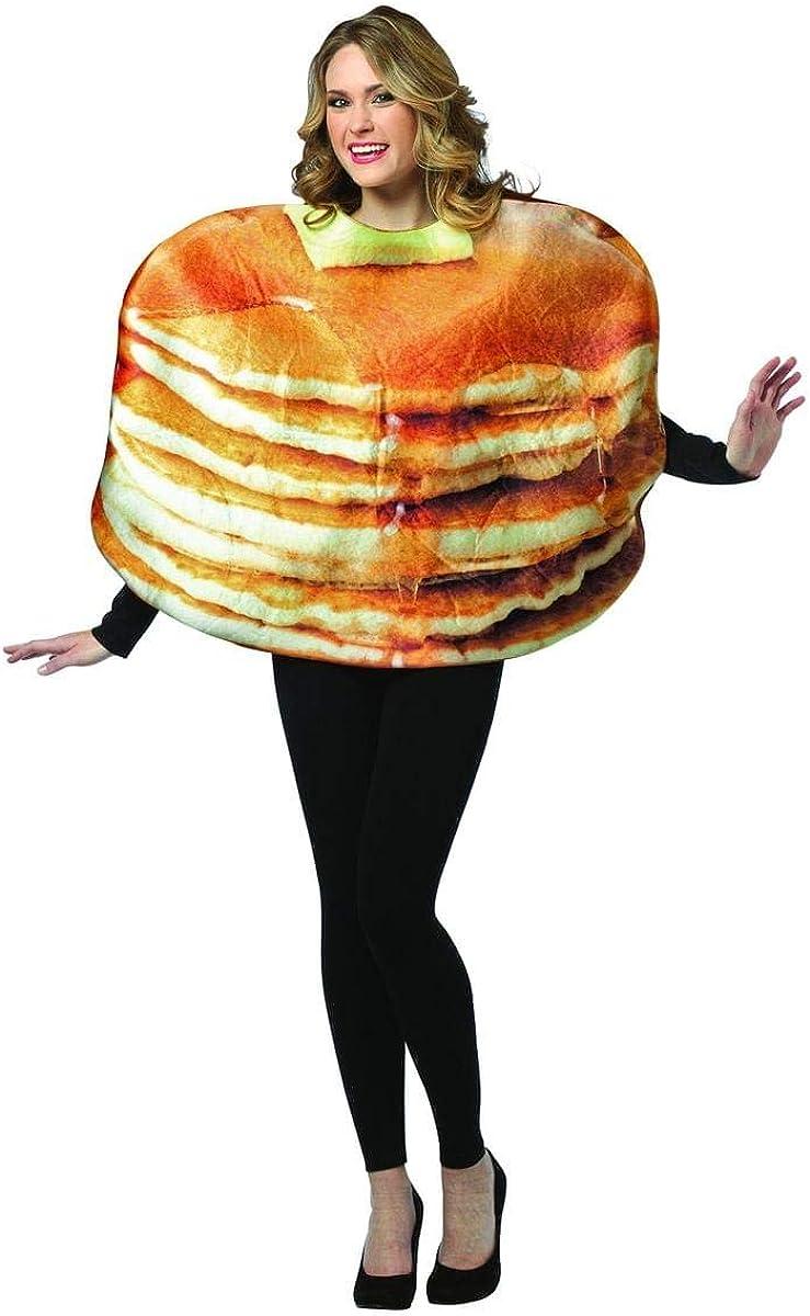 Rasta Imposta Get Real Stacked Pancakes