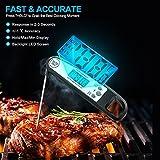 Zoom IMG-2 aovuyck termometro cucina barbecue sonda