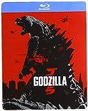 Godzilla [Steelbook] [Blu-ray] [2014] [2019] [Region Free]