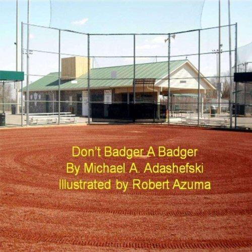 Don't Badger a Badger audiobook cover art