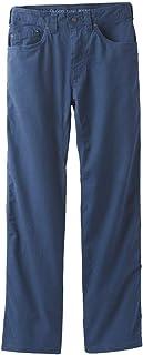 "prAna Bronson 34"" inseam Pants, Equinox Blue, Size 40"