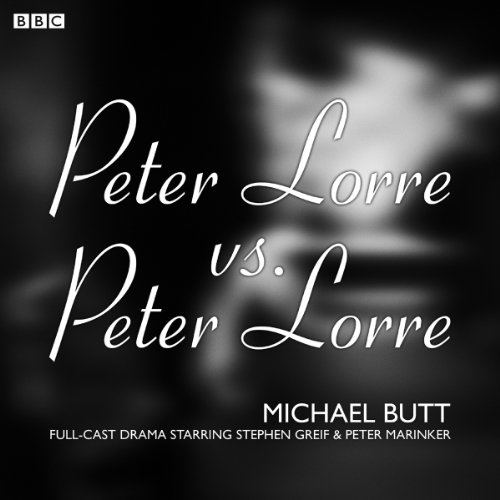 Peter Lorre vs. Peter Lorre cover art