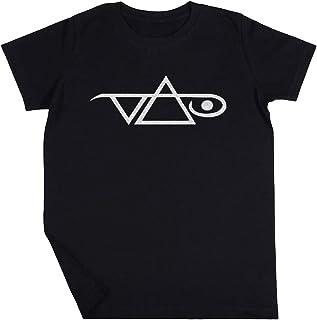Vai Niño Niña Unisexo Negro Camiseta Manga Corta Kids Black T-Shirt