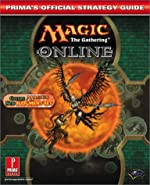 Magic - The Gathering Online : Prima's Official Strategy Guide de Prima Temp Authors