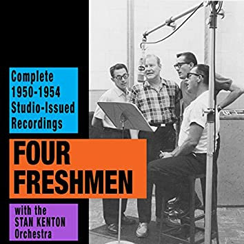 Complete 1950-1954 Studio-Issued Recordings (with the Stan Kenton Orchestra) [Bonus Track Version]