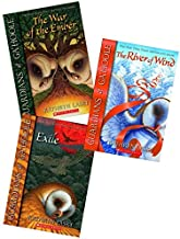 Books: Guardians of Ga'hoole Series Set # 13, 14, 15 - The River of Wind, Exile, The War of the Ember (Guardians of Ga'hoole Set Series Collection)