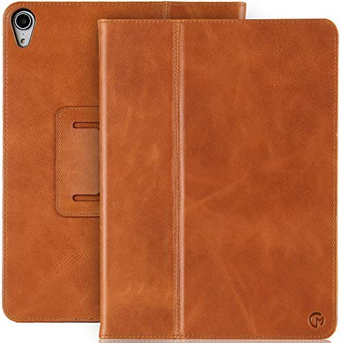 Casemade iPad Air 4 2020 10 9 inch Real Italian Leather Premium Luxury Slim Cover Smart Folio product image