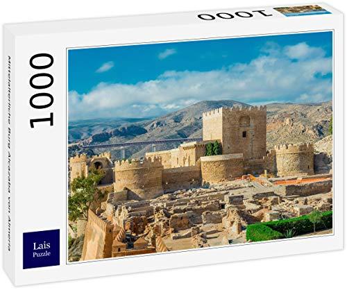 Puzzle Castillo Medieval Alcazaba de Almería 1000 Piezas