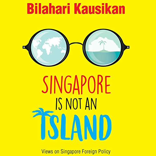 Singapore Is Not an Island audiobook cover art