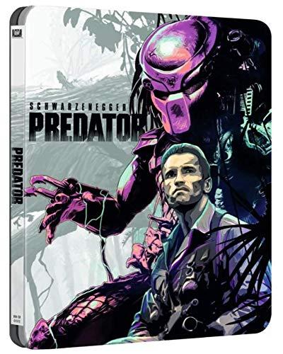 Predator - Limited Steelbook (Blu-ray) Arnold Schwarzenegger (New Release 2018)