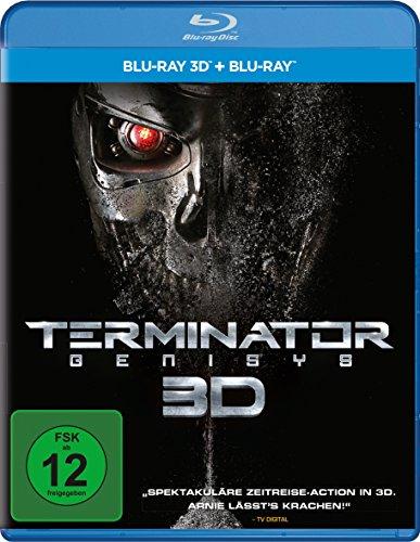 Terminator 5 - Genisys  (3D + Blu-ray)