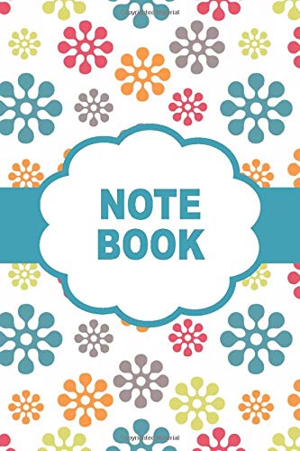 Notebook: Composition Notebook: Cute Wide Ruled Paper Notebook Journal | Wide Blank Lined Workbook for Teens Kids Students Girls for Home School ... Monogrammed Notepad 6x9. 100 Paper Pages.)