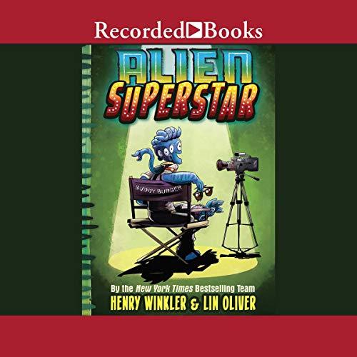 Couverture de Alien Superstar