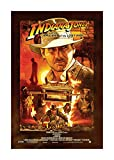 "Indiana Jones Raiders of the Lost Ark Movie Poster 24""x36"" (33.02 x 48.26 cm) This is a Certified Poster Office Print with Holographic Sequential Numbering for Authenticity."
