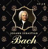 Johann Sebastian Bach - 10 CDs - Sinfonien, Klaviersonaten, Klavierkonzerte