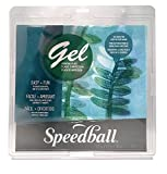 Speedball Placa de impresión de gel de 30,48 x 30,5 cm.