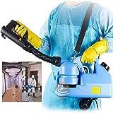 Spruzzatore elettrico Surfilter 7L ULV 400 ML/Min, macchina per nebulizzazione portatile Macchina per disinfezione ad altissima capacità Macchina spray, per igiene interna/esterna