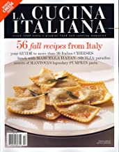 La Cucina Italiana, October 2008 Issue